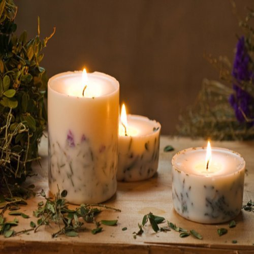 candle making online classes