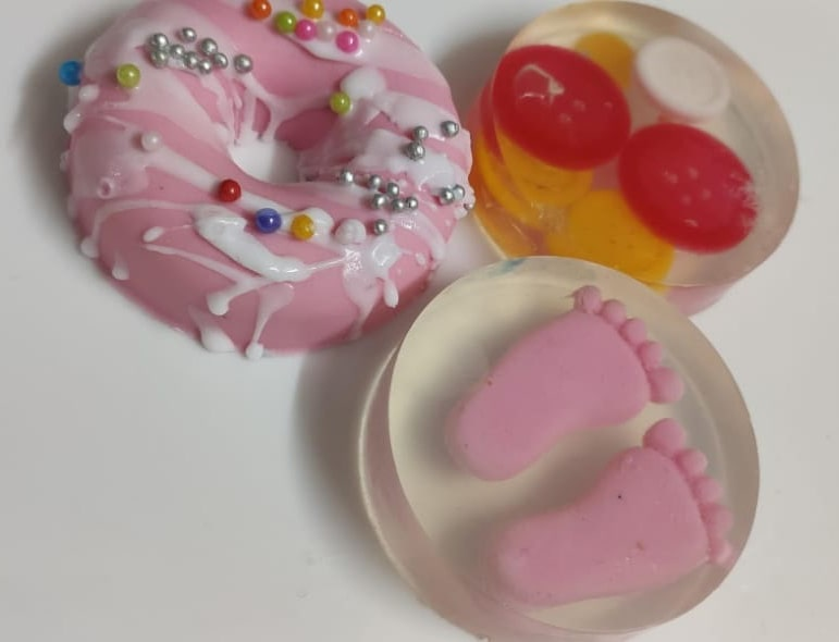 Advance Melt And Pour Soap Making Course