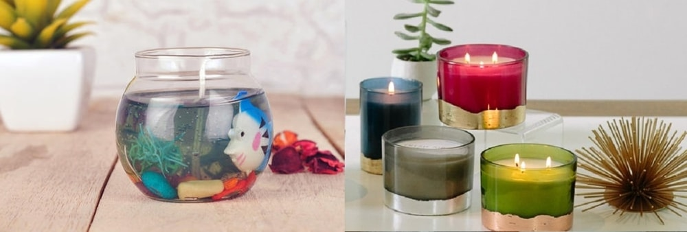 Gel Candle Making Course
