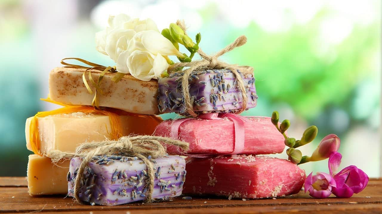Professional Cold Process Soap Making Course