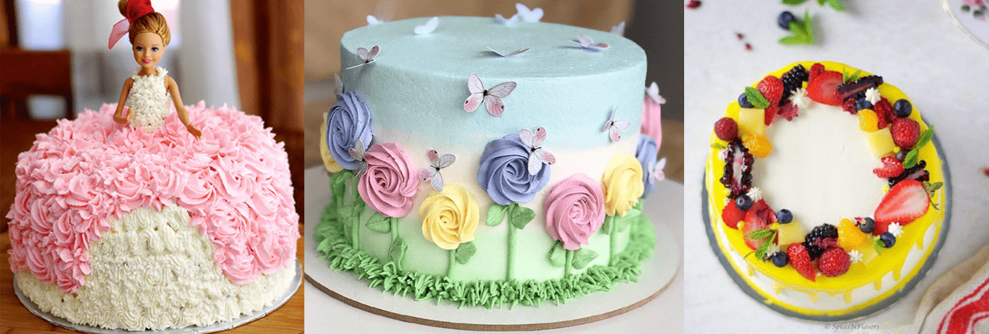 Professional Cake Making Course