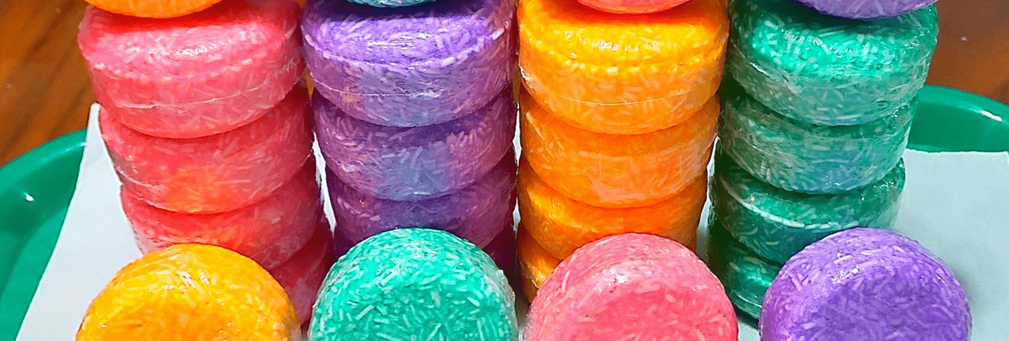 Syndnet Shampoo And Conditioner Bar Making Course