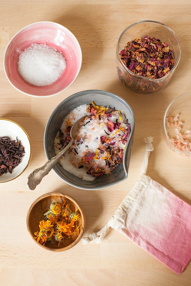 Bath Salt Making Course
