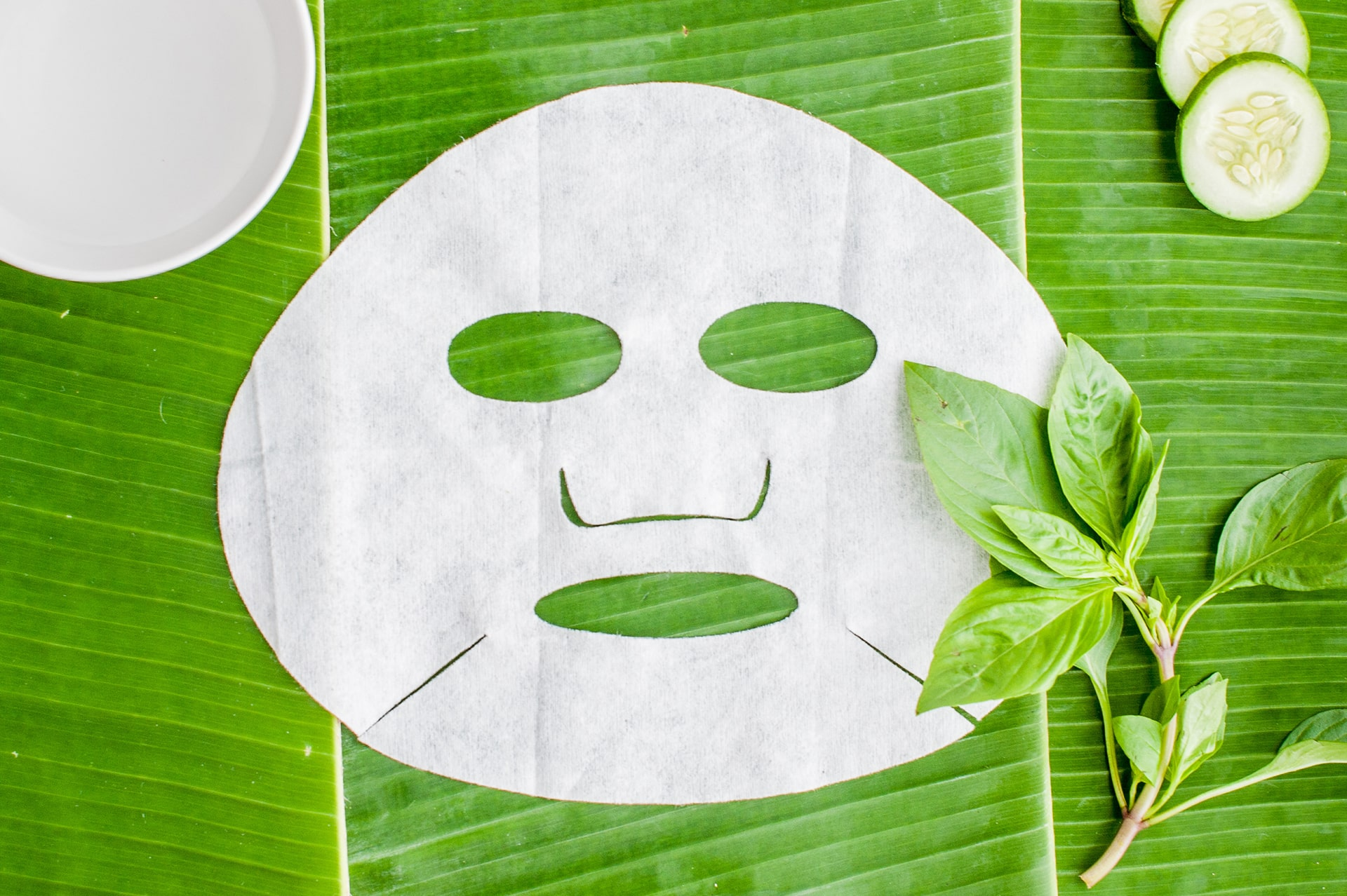 Hydrated Sheet Face Mask Making Course